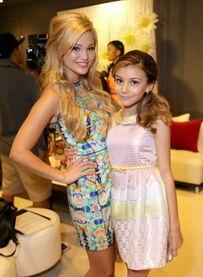 Skyler and Talia