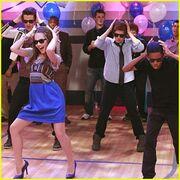 Dance it up Bree
