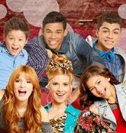 Shake It Up! Cast