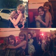 Bella-thorne-with-family-and-sisters