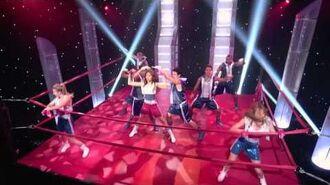 "Zendaya - I'm Back Dance Perfomance From ""Shake It Up"""