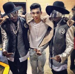 Roshon-fegan-with-william-clones