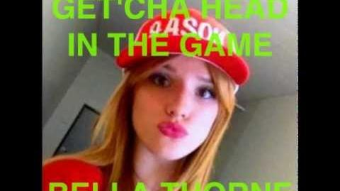 Bella Thorne - Get'cha Head In The Game (PREVIEW)-0