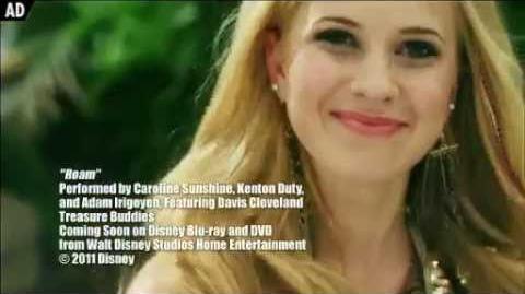 Caroline Sunshine- Roam OFFICIAL MUSIC VIDEO
