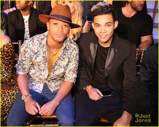 Roshon-fegan-chelsie-hightower-celebs-dwts-10th-celebration-pics-18