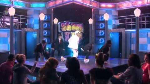 """Just Wanna Dance"" Dance - Shake It Up - Three's a Crowd It Up"