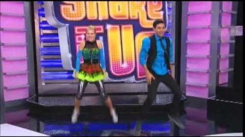 """""""Shake It Up"""" epside """"Ty It Up"""" promo"""