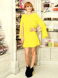 Bella-thorne-in-yellow