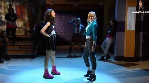 Shake It Up - Rocky Vs CeCe Dance OFF (Shake It Up - Brain It Up )