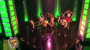 Shake It Up - Sharp As A Razor Dance (puppet) 720p HD