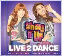 ShakeItUp Live2Dance