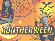 Shake it up halloween runther