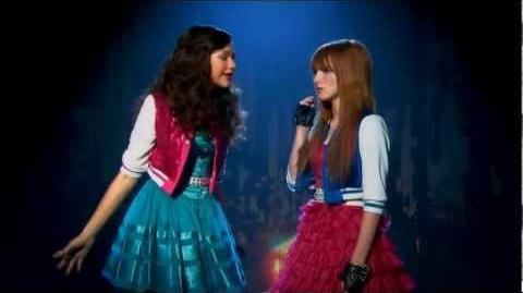 Bella Thorne and Zendaya - Made In Japan - Shake It Up - Official Music Video HD