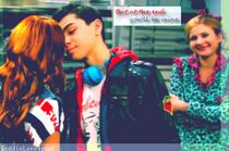 Cece and deuce kiss me 001