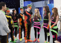 Shake It Up Up and Away 8