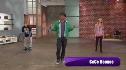 """Make Your Mark Shake It Up Dance Off - """"CeCe Bounce"""""""