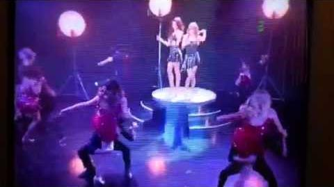 Shake it up Remember Me full performance
