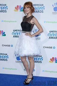 Bella Thorne AGA4