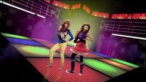 Shake It Up Opening Credits (HD)
