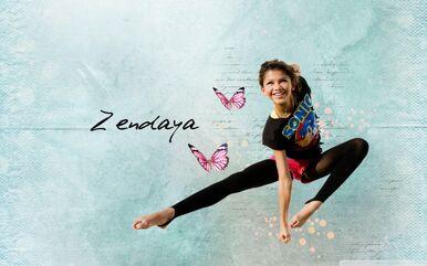 Zendaya-coleman-sonictshirtposter