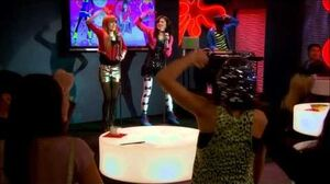 "HD Shake It Up Made In Japan ""Same Heart"" Karaoke Duet Scene"