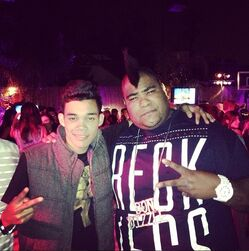 Roshon-fegan-with-mohawk-dude