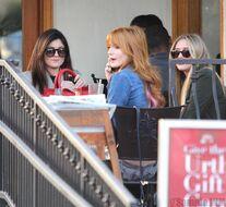 Bella Thorne Lunch21