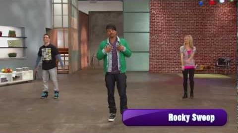 """Make Your Mark Shake It Up Dance Off - """"Rocky Swoop"""""""