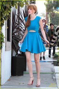 Bella-thorne-in-blue