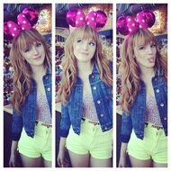 Bella-thorne-pink-mickey-mouse-ears