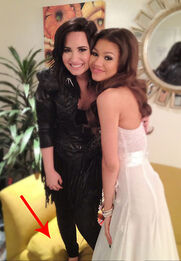 Zendaya-coleman-and-demi-lovato-at-DWTS