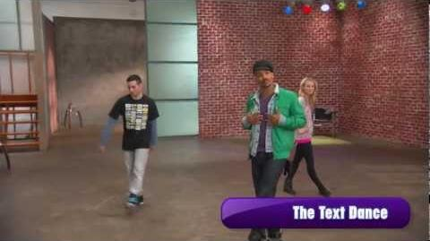 """Make Your Mark Shake It Up Dance Off - """"The Text Dance"""""""
