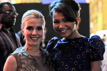 Caroline & Zendaya