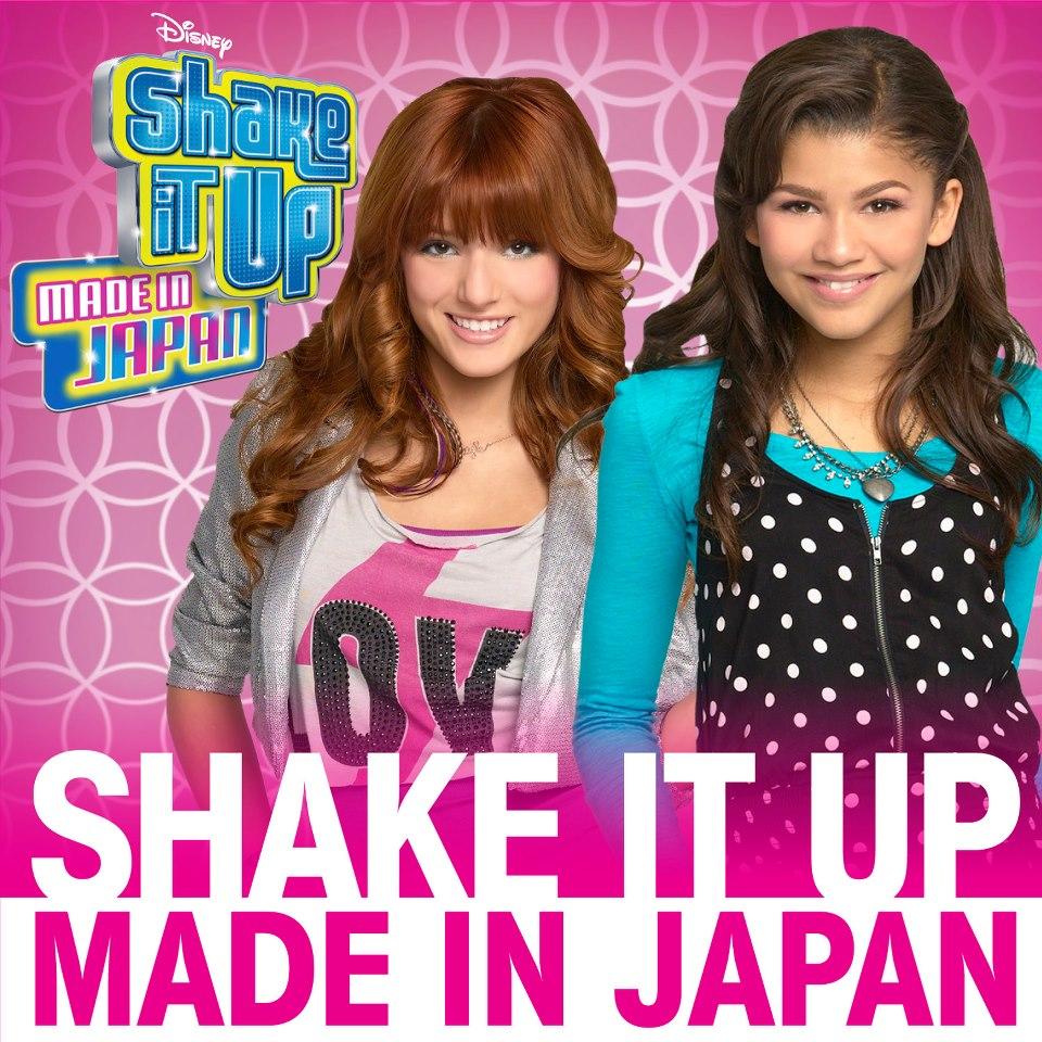 Resultado de imagem para Bella Thorne disney zendaya shake it up