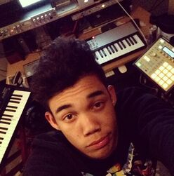 Roshon-fegan-near-piano