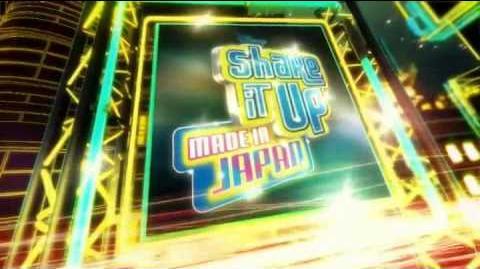 """Shake It Up Made In Japan"" Promo 3"