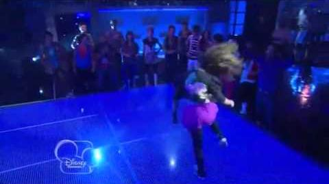 Shake it up- rocky audition dance
