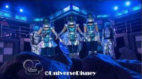 """HD Shake it Up - """"Space in the Stars"""" Tunnel it Up Dance"""