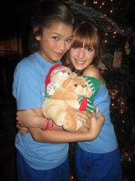 Bella-and-Zendaya-at-the-Shake-it-Up-cast-Christmas-Party-bella-avery-thorne-17765232-600-800