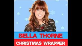 Bella thorne - christmas wrapper