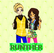 Runther drawing