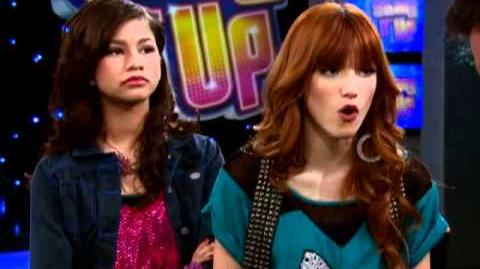 Whodunit Up? - Minibyte - Shake It Up - Disney Channel Official