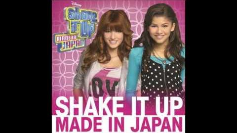 Bella Thorne and Zendaya - Made In Japan (from Shake It Up) TV VERSION