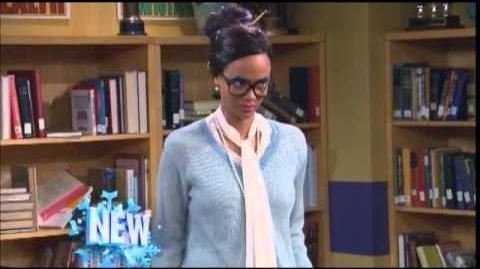 """Shake It Up"" episode promo ""My Fair Librarian It Up"""