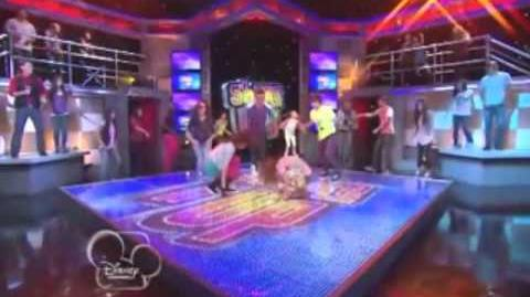 Shake it up- Cece and Rocky dance to its alive