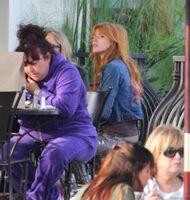 Bella Thorne Lunch28