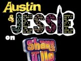 Austin & Jessie on Shake It Up