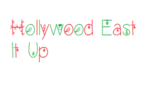 Hollywood East It Up