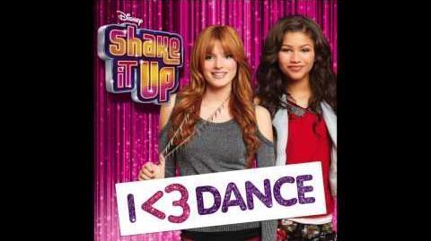 """Bella Thorne & Zendaya - """"This Is My Dance Floor"""" (from Shake It Up I ♥ Dance)"""