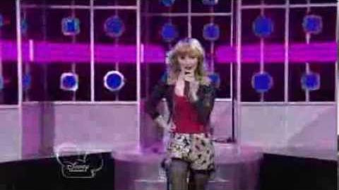HD Bella Thorne - Ring Ring (Shake It Up, S03E23 - Stress It Up)